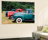 Old Pick-Up Trucks  USA