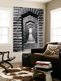 Stone Arches and Walls  Voortrekker Monument Pretoria  South Africa