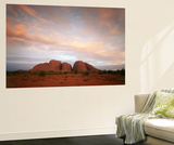 The Olgas  Uluru-Kata Tjuta NP  Northern Territory  Australia