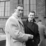 Ray Wood and Peter Mcparland  1958