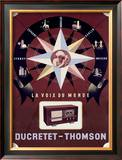 Ducretet-Thomson French Radio