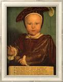 Edward the VI as a Child
