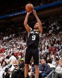 2014 NBA Finals Game Four: Jun 12  Miami Heat vs San Antonio Spurs - Tony Parker