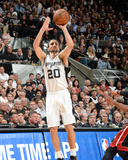2014 NBA Finals Game Five: Jun 15  Miami Heat vs San Antonio Spurs - Manu Ginobili