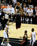 2014 NBA Finals Game Five: Jun 15  Miami Heat vs San Antonio Spurs - Chris Bosh