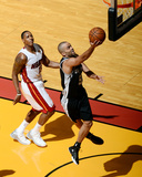 2014 NBA Finals Game Three: Jun 10  Miami Heat vs San Antonio Spurs - Tony Parker