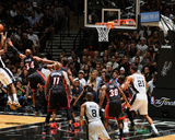 2014 NBA Finals Game Two: Jun 8  Miami Heat vs San Antonio Spurs - Kawhi Leonard  Ray Allen
