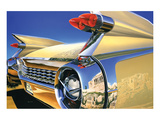 Cadillac Eldorado '59 in Athens