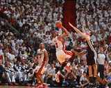 2014 NBA Finals Game Three: Jun 10  Miami Heat vs San Antonio Spurs - Dwayne Wade