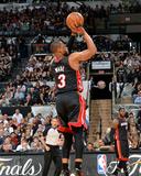 2014 NBA Finals Game Five: Jun 15  Miami Heat vs San Antonio Spurs - Dwayne Wade