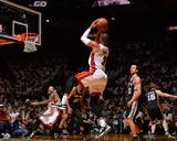 2014 NBA Finals Game Three: Jun 10  Miami Heat vs San Antonio Spurs - Dwayne Wade