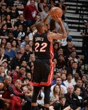 2014 NBA Finals Game Two: Jun 08  Miami Heat vs San Antonio Spurs - James Jones
