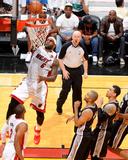 2014 NBA Finals Game Four: Jun 12  Miami Heat vs San Antonio Spurs - Lebron James