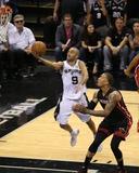 2014 NBA Finals Game Five: Jun 15  Miami Heat vs San Antonio Spurs - Tony Parker