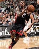 2014 NBA Finals Game Two: Jun 8  Miami Heat vs San Antonio Spurs - Mario Chalmers