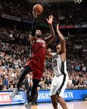 2014 NBA Finals Game One: Jun 05  Miami Heat vs San Antonio Spurs - Lebron James