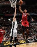 2014 NBA Finals Game One: Jun 5  Miami Heat vs San Antonio Spurs - Danny Green  Ray Allen