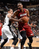 2014 NBA Finals Game One: Jun 05  Miami Heat vs San Antonio Spurs - Chris Bosh