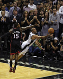 2014 NBA Finals Game Two: Jun 8  Miami Heat vs San Antonio Spurs - Tony Parker