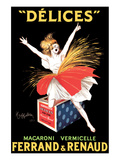 Ferrand et Renaud Reproduction d'art par Leonetto Cappiello