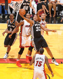 2014 NBA Finals Game Three: Jun 10  Miami Heat vs San Antonio Spurs - Boris Diaw