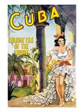 Cuba  Holiday Isle of the Tropics