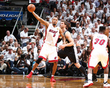 2014 NBA Finals Game Three: Jun 10  Miami Heat vs San Antonio Spurs - Rashard Lewis