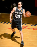 2014 NBA Finals Game Four: Jun 12  Miami Heat vs San Antonio Spurs - Manu Ginobili
