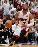 2014 NBA Finals Game Four: Jun 12  Miami Heat vs San Antonio Spurs - Dwayne Wade