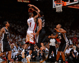 2014 NBA Finals Game Four: Jun 12  Miami Heat vs San Antonio Spurs - Chris Bosh