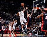 2014 NBA Finals Game Five: Jun 15  Miami Heat vs San Antonio Spurs - Kawhi Leonard