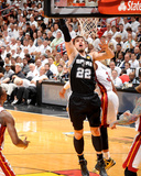 2014 NBA Finals Game Four: Jun 12  Miami Heat vs San Antonio Spurs - Tiago Splitter