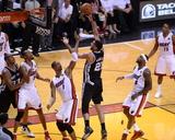 2014 NBA Finals Game Three: Jun 10  Miami Heat vs San Antonio Spurs - Tim Duncan