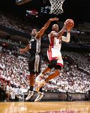 2014 NBA Finals Game Three: Jun 10  Miami Heat vs San Antonio Spurs - Ray Allen