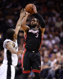 2014 NBA Finals Game Two: Jun 8  Miami Heat vs San Antonio Spurs - Dwayne Wade