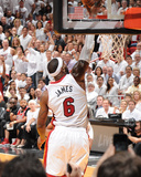 2014 NBA Finals Game Three: Jun 10  Miami Heat vs San Antonio Spurs - Lebron James