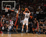 2014 NBA Finals Game Two: Jun 8  Miami Heat vs San Antonio Spurs - Manu Ginobili