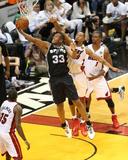 2014 NBA Finals Game Three: Jun 10  Miami Heat vs San Antonio Spurs - Boris Diaw