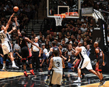 2014 NBA Finals Game Two: Jun 8  Miami Heat vs San Antonio Spurs - Tim Duncan  Chris Bosh