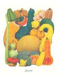 Marrows and Pumpkins