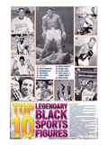 Legendary Black Sports Figures