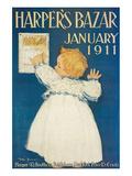 Harper's Bazar  January 1911