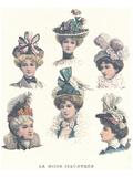 La Mode Illustree  Chapeaux II