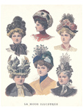La Mode Illustree  Chapeaux I