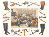 The Shoemaker  c1830