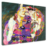 Virgins 3 piece gallery-wrapped canvas