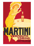 Martini and Rossi  Vermouth Torino