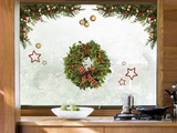 Sweet Christmas Home Window Sticker Decal