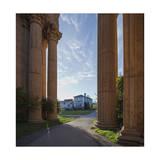 Palace of Fine Arts Columns San Francisco 1