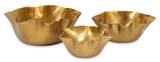 Golden Malibu Bowls